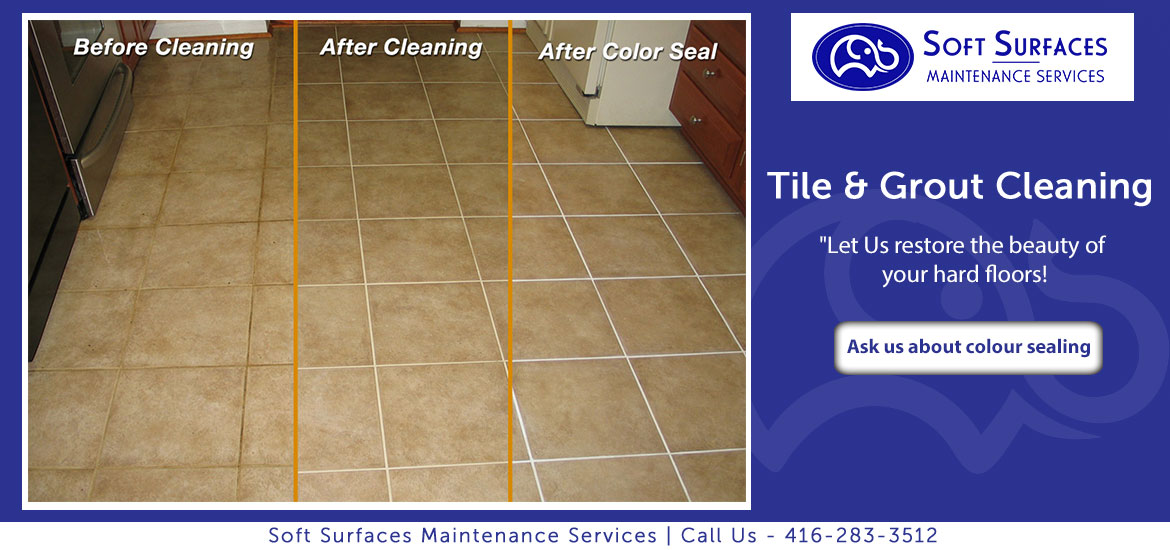 tile and grout cleaning Toronto